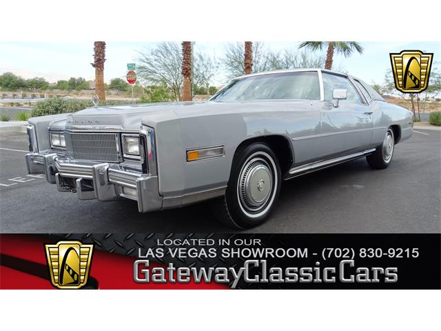 Picture of '77 Eldorado - OQ74