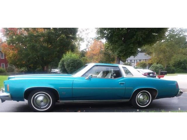 Picture of 1974 Pontiac Grand Prix - $9,500.00 Offered by  - OQ78
