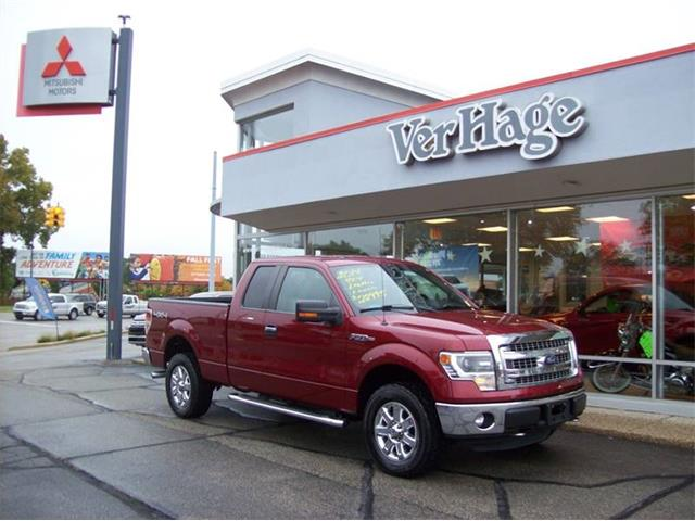 Picture of '14 F150 - OQ7R