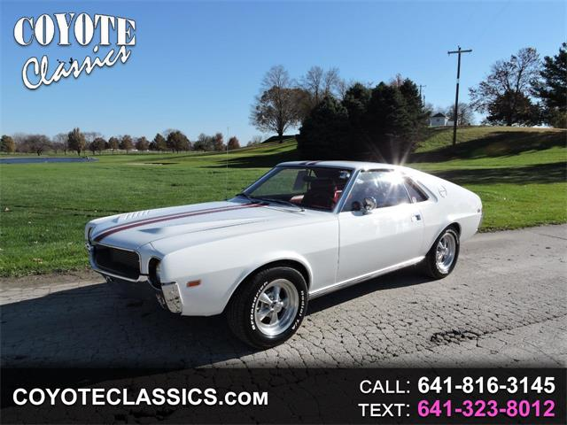 Picture of Classic '69 AMC AMX located in Greene Iowa - $28,495.00 - OQ7S