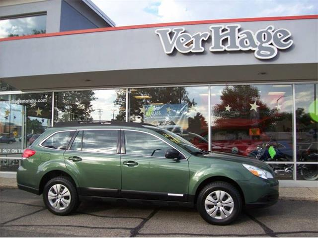 Picture of 2011 Subaru Outback located in Holland Michigan Offered by  - OQ7V