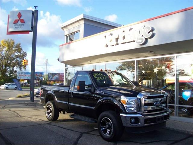 Picture of '16 F250 - OQ7Z
