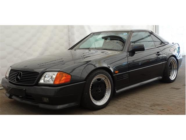 Picture of 1990 Mercedes-Benz 500 located in California - OQ85