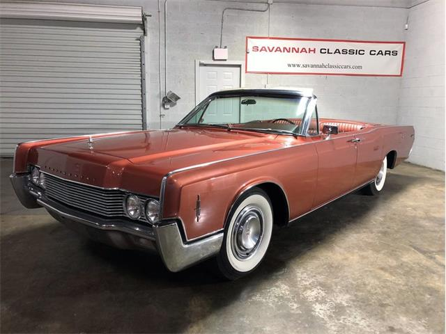 Picture of '66 Continental - OQ8K