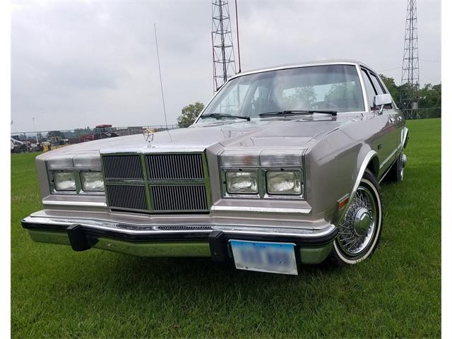 Picture of '88 Dodge Diplomat located in Maple Lake Minnesota Offered by  - OQ8N