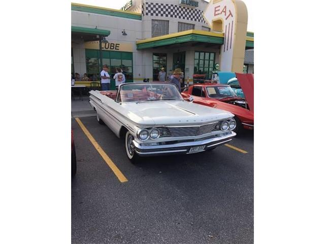Picture of Classic '60 Pontiac Catalina - $42,500.00 Offered by  - OQ8Z