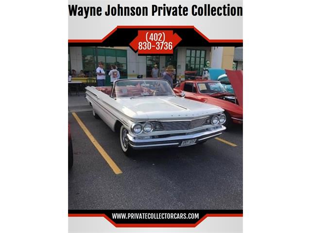 Picture of 1960 Catalina located in Shenandoah Iowa Offered by  - OQ8Z
