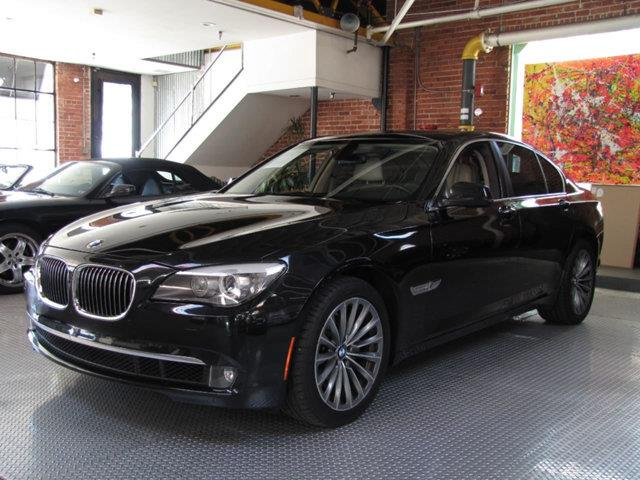 Picture of 2011 BMW 7 Series located in Hollywood California - OQ93