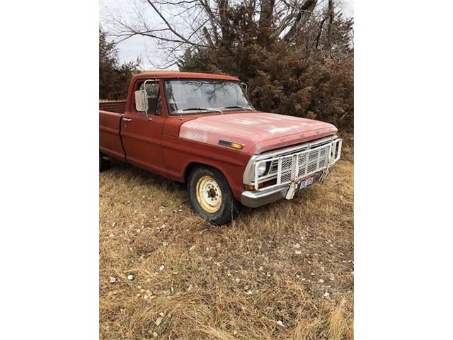 Picture of Classic '71 F250 - $7,500.00 Offered by  - OQ97