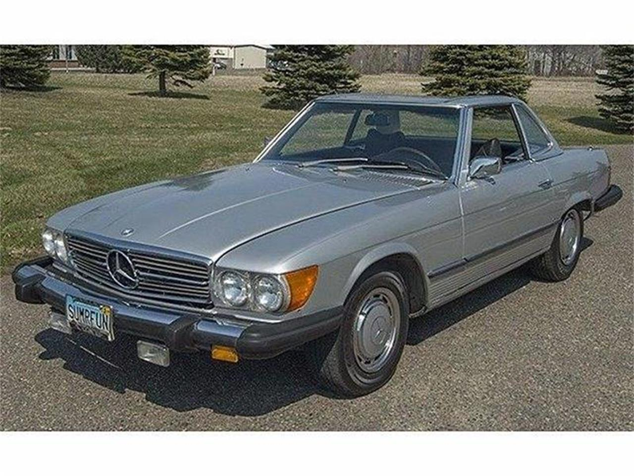 Large Picture of 1975 450SL located in Iowa - OQ99