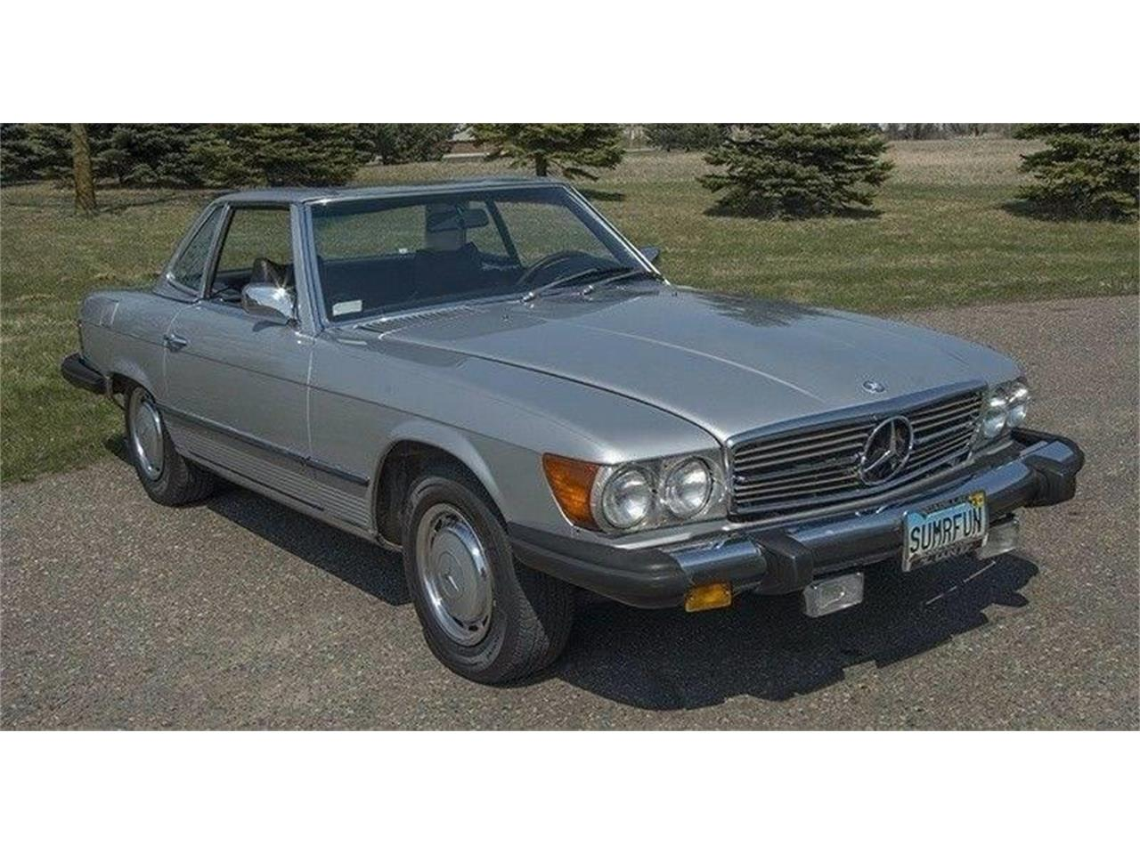 Large Picture of '75 450SL located in Iowa Offered by Wayne Johnson Private Collection - OQ99