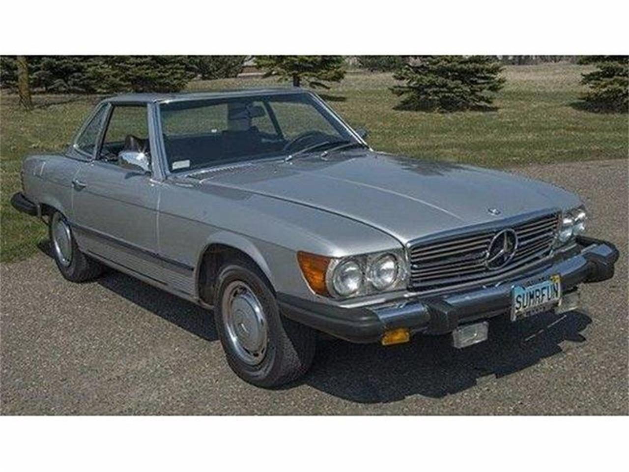 Large Picture of '75 Mercedes-Benz 450SL - $17,500.00 Offered by Wayne Johnson Private Collection - OQ99