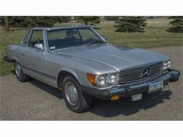 Picture of '75 Mercedes-Benz 450SL Offered by Wayne Johnson Private Collection - OQ99