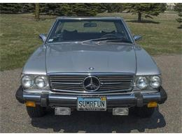 Picture of '75 Mercedes-Benz 450SL - $17,500.00 Offered by Wayne Johnson Private Collection - OQ99