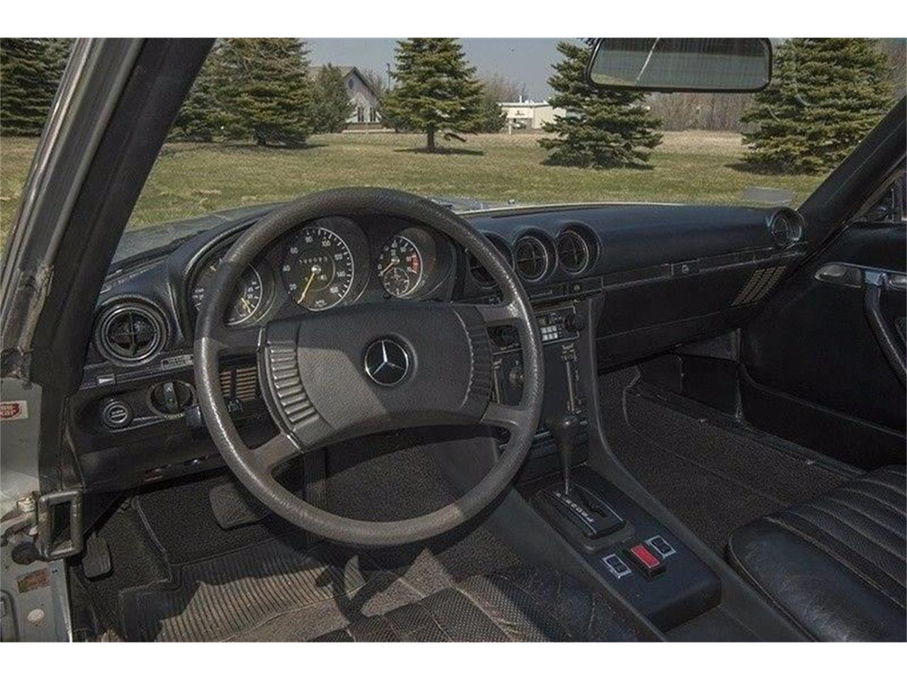 Large Picture of '75 Mercedes-Benz 450SL located in Iowa - $17,500.00 Offered by Wayne Johnson Private Collection - OQ99