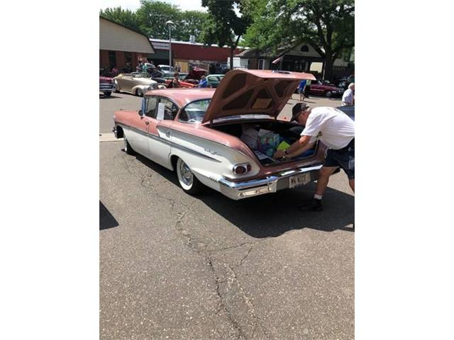 Picture of '58 Bel Air - OQ9R