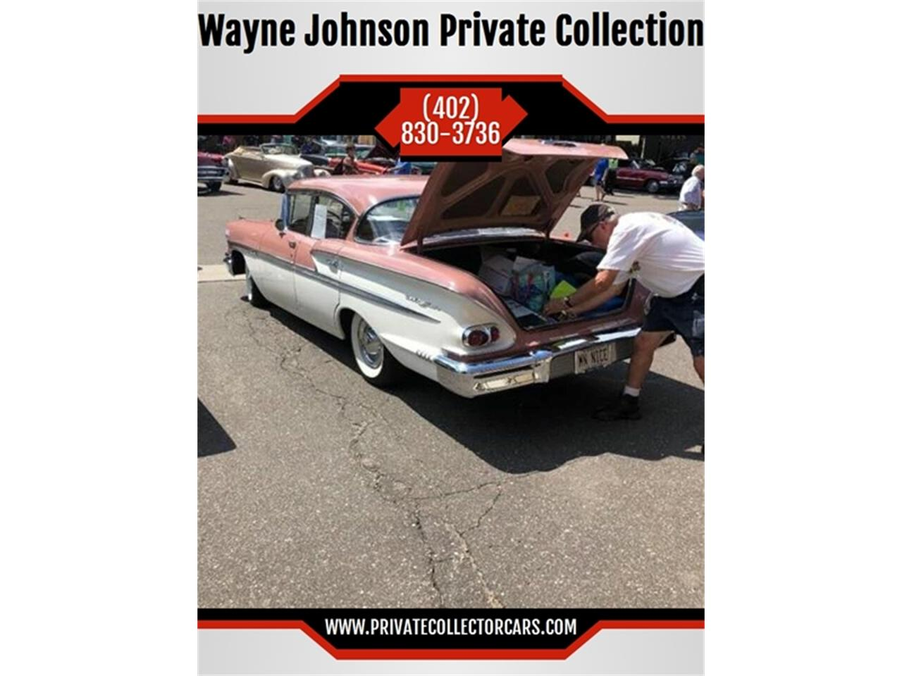 Large Picture of '58 Bel Air - OQ9R