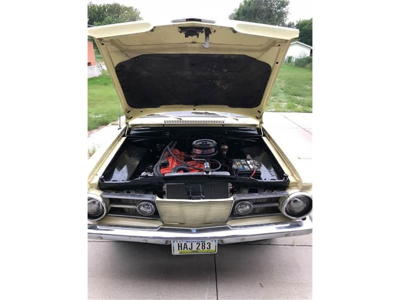 Large Picture of '65 Barracuda - OQA0