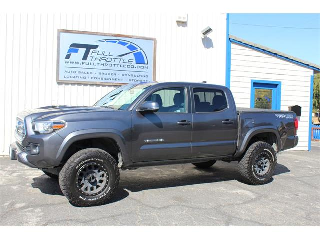 Picture of '16 Tacoma - OQAF