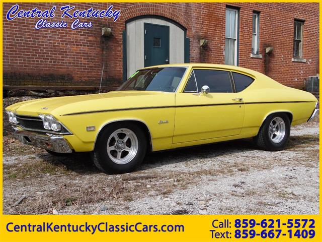 Picture of Classic '68 Chevrolet Chevelle - OQAV