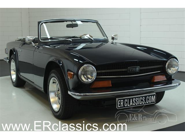 Picture of '74 TR6 - OQAY