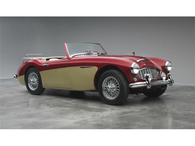 Picture of '60 Austin-Healey 3000 Mark I - OQB6