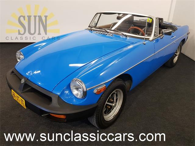 Picture of '79 MGB - OQB7
