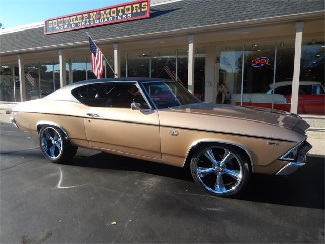 Picture of 1969 Chevrolet Chevelle SS located in Michigan - OQBB