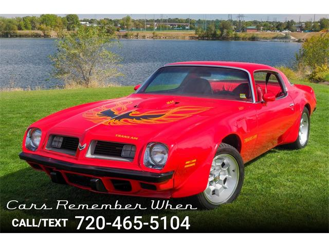 Picture of '75 Pontiac Firebird - $34,990.00 Offered by  - OQBU