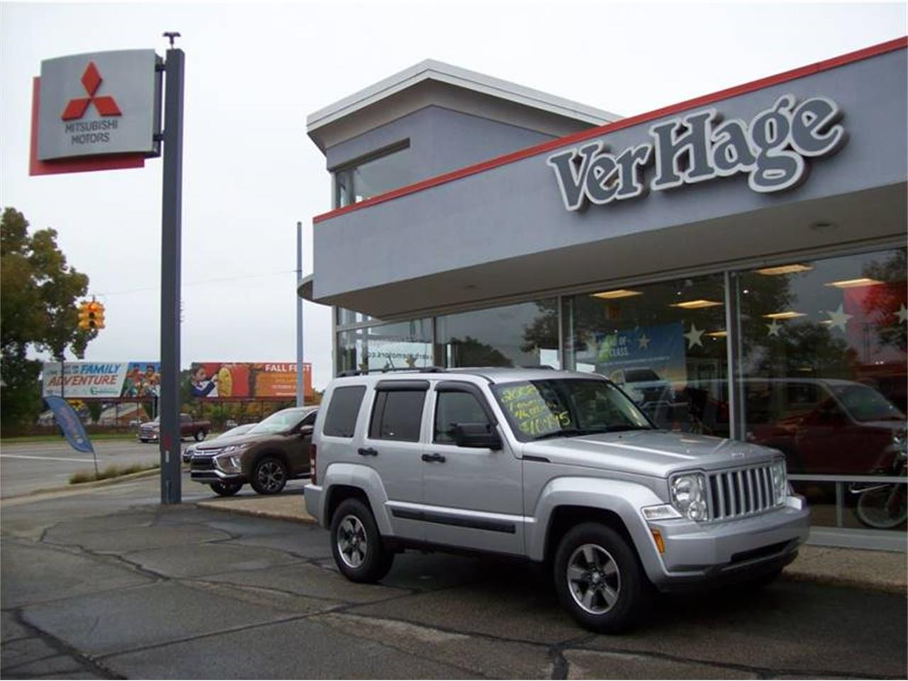 2008 Jeep Liberty For Sale >> For Sale 2008 Jeep Liberty In Holland Michigan