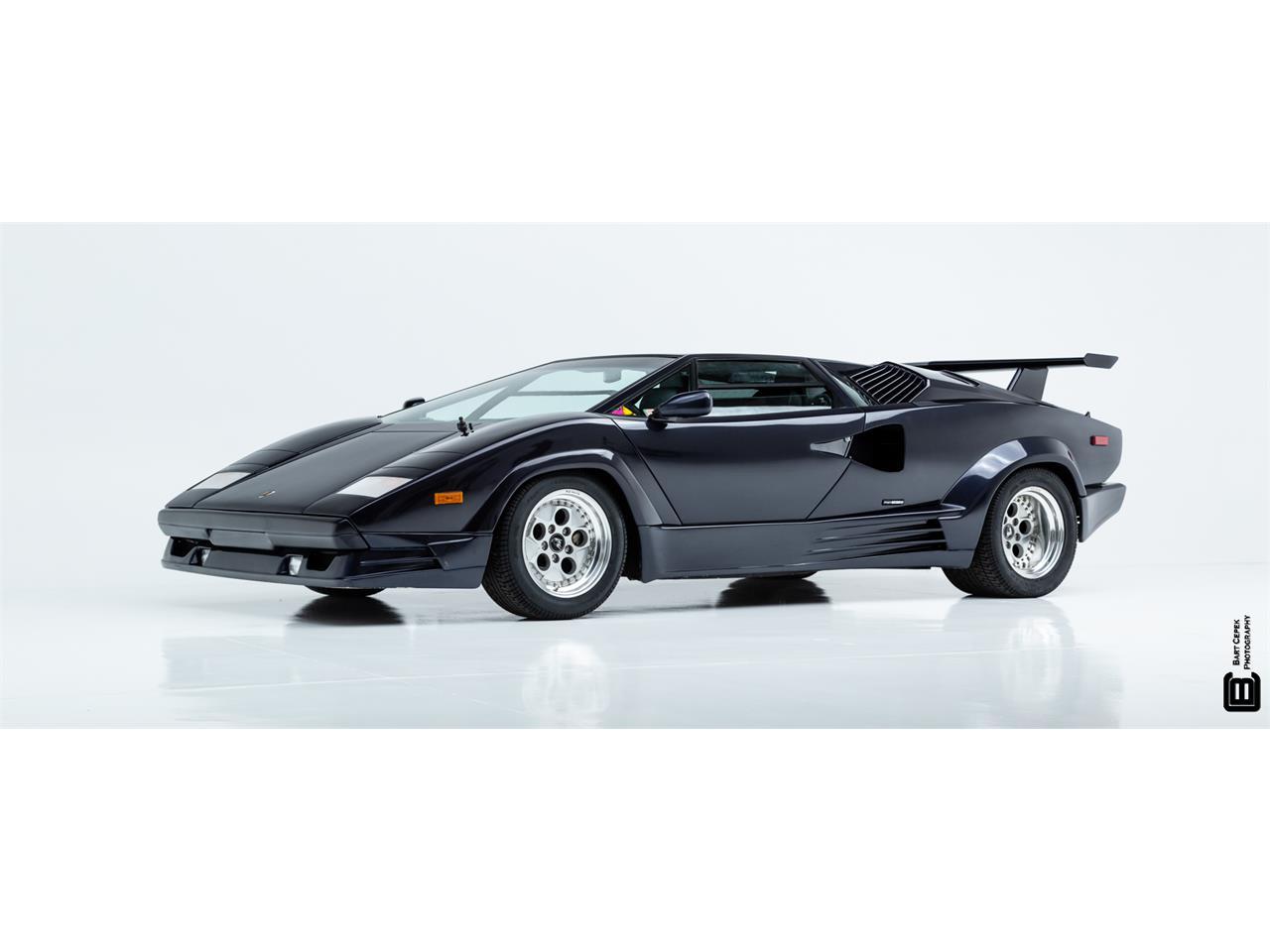 1989 Lamborghini Countach 25th Anniversary For Sale Classiccars