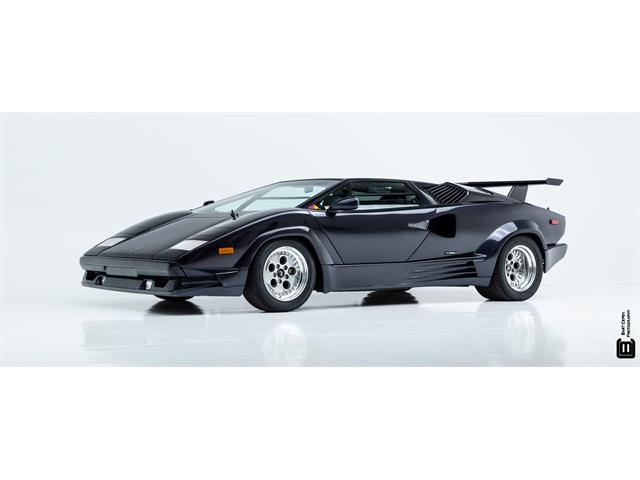Picture of 1989 Countach 25th Anniversary Offered by a Private Seller - OQCC