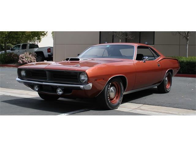 Picture of Classic 1970 Cuda located in Santa Clarita California - $144,700.00 Offered by a Private Seller - OQCM