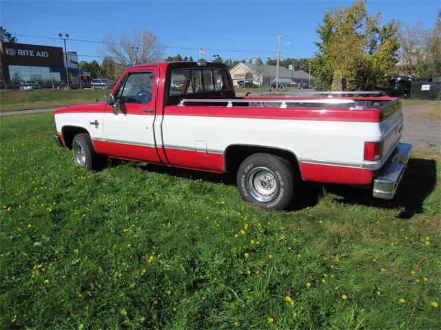 Picture of 1986 Chevrolet C/K 1500 located in Maine Offered by  - OQCP