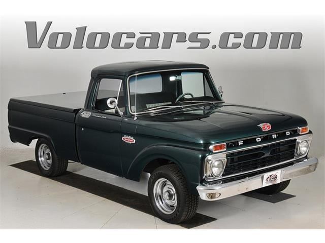Picture of '66 F100 - OQCV