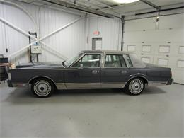 Picture of '85 Lincoln Town Car located in Virginia - $17,927.00 Offered by Duncan Imports & Classic Cars - OQD5