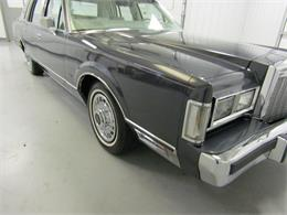 Picture of '85 Lincoln Town Car located in Christiansburg Virginia - $17,927.00 Offered by Duncan Imports & Classic Cars - OQD5