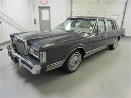 Picture of 1985 Town Car located in Christiansburg Virginia - $17,927.00 Offered by Duncan Imports & Classic Cars - OQD5