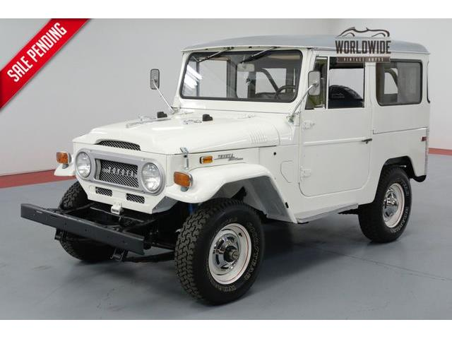 Picture of '71 Land Cruiser FJ - OQD9