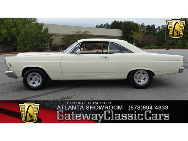 Picture of '66 Fairlane - OQDA