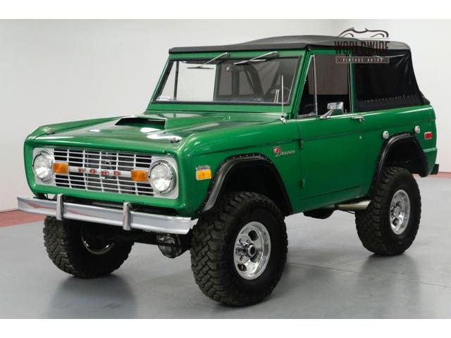 Picture of '73 Bronco - OQDD