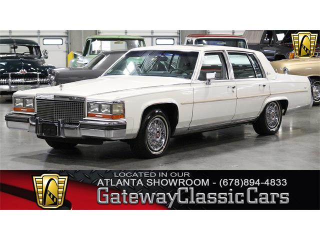 Picture of '87 Cadillac Brougham - OQDG