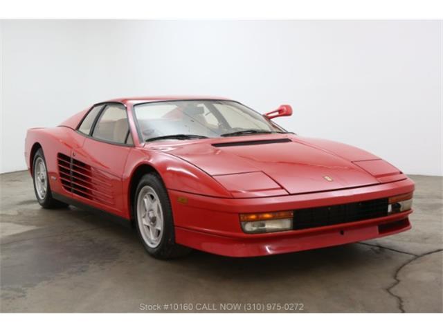 Picture of 1985 Ferrari Testarossa - OQDH