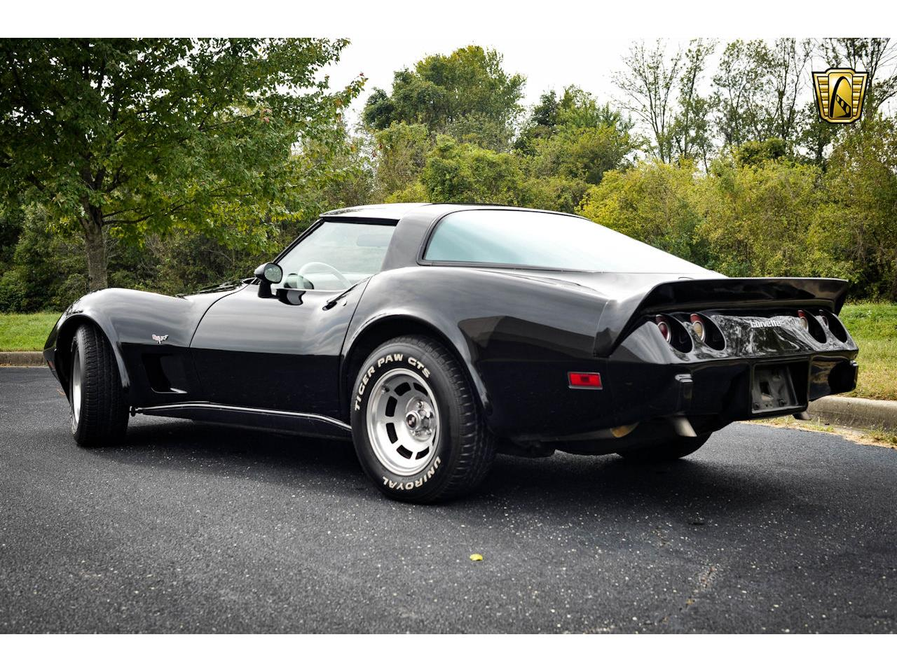 Large Picture Of 79 Corvette