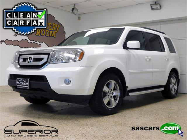 Picture of '11 Honda Pilot located in New York - $13,415.00 - OQDS