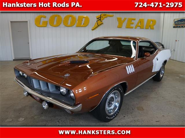 Picture of Classic 1971 Plymouth Cuda located in Indiana Pennsylvania - $79,900.00 Offered by  - OQDY
