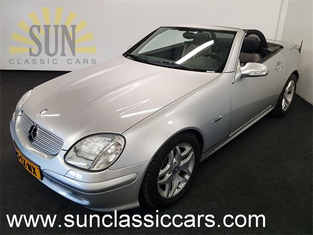 Picture of '03 SLK-Class - OQE2