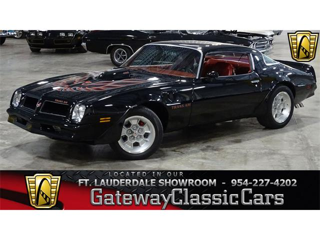 Picture of '76 Firebird Trans Am located in Florida - $28,595.00 Offered by  - OQE3