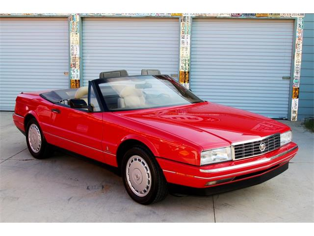 Picture of '90 Cadillac Allante located in Tennessee - $13,995.00 - OQE8