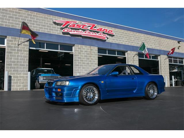 Picture of '90 Skyline - OQE9